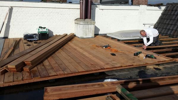 dakterras en balkonhekwerk specialist